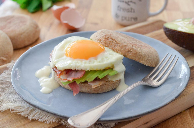 Recette Egg Muffin Bacon Franprix 9