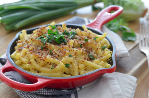 Recette Mac And Cheese Vegan 16
