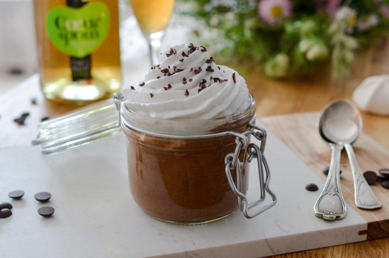 Recette Mousse Chocolat Coco Coeur De Pom 4