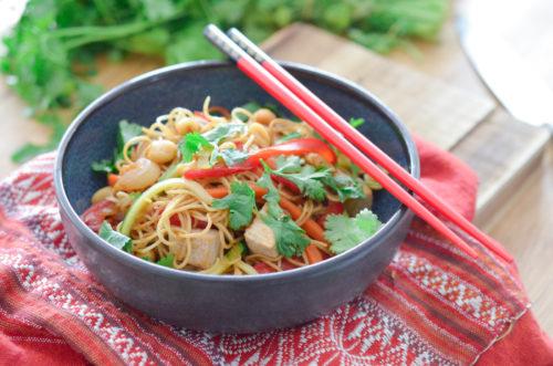Recette Pad Tahi Vegan Tofu 13