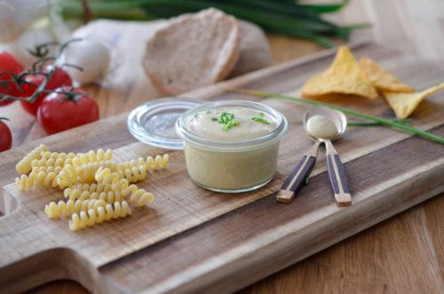 Recette Sauce Fromage Vegan