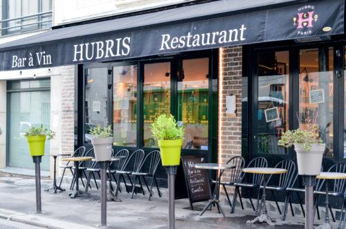 Restaurant Hubris Paris