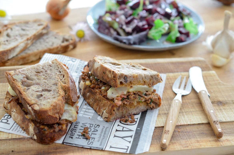 Recette Sandwich Boeuf Fromage 14
