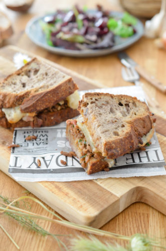 Recette Sandwich Boeuf Fromage 4