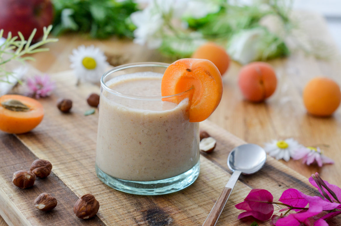 Recette Smoothie Abricot 2
