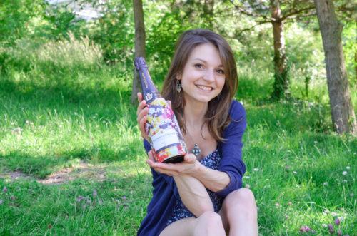 Vin Champagne Pepites De Noisette