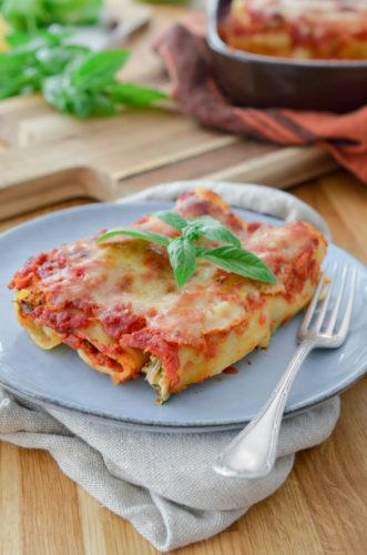Recette Cannelloni Thon Tomate 18