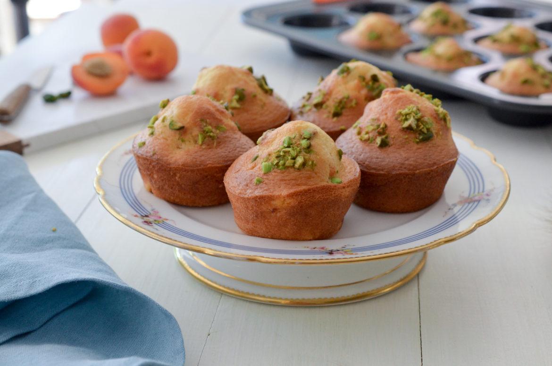 Recette Moelleux Abricots Pistache