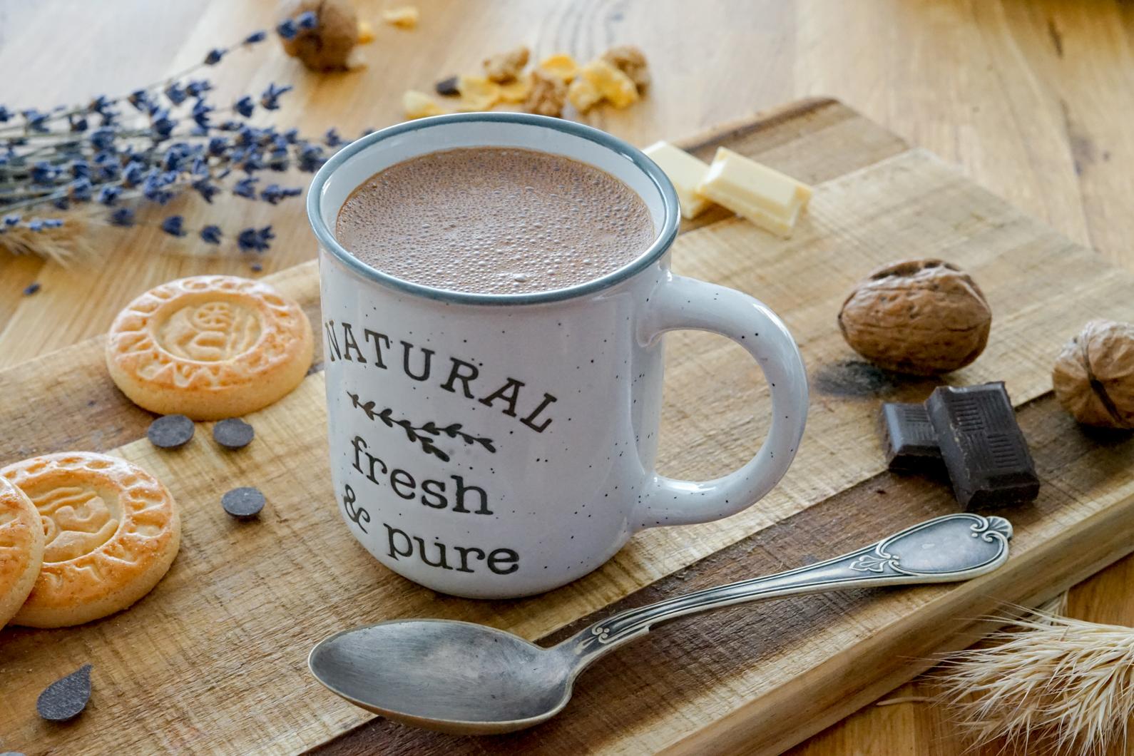 Café Noisette C Est Quoi la recette secrète du chocolat chaud