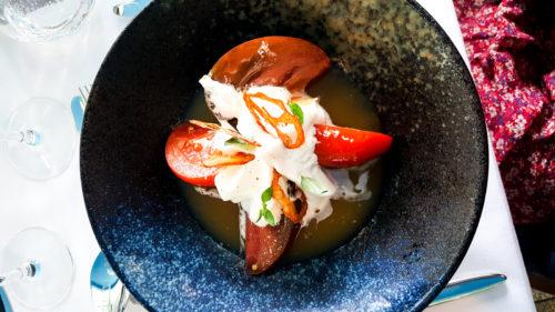 Tomate mozzarella revisitée Prince Bretagne Tomate