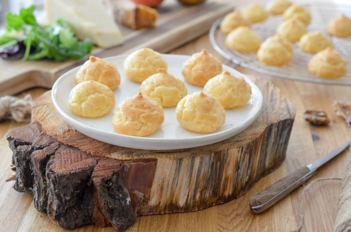 Recette Gougeres Fromage