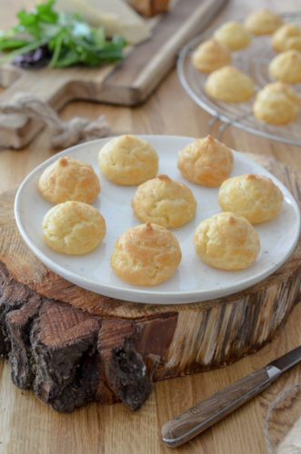 Recette Gougeres Fromage 4