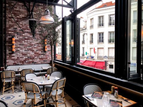 Restaurant Au Bureau 7