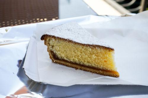 Gateau Lemon Cake Italie Santagata
