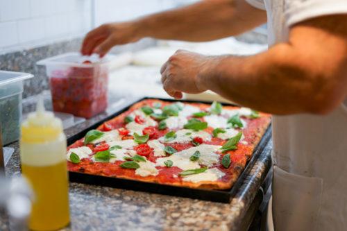Pizza Di Loretta Restaurant Paris 17