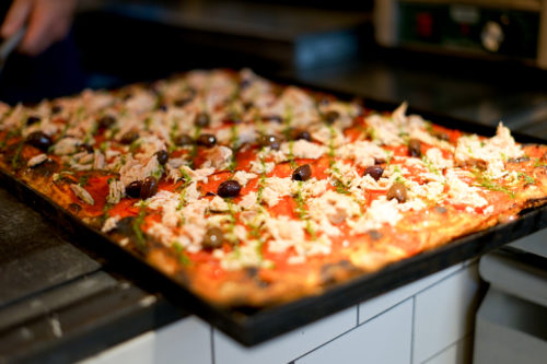 Pizza Di Loretta Restaurant Paris 22