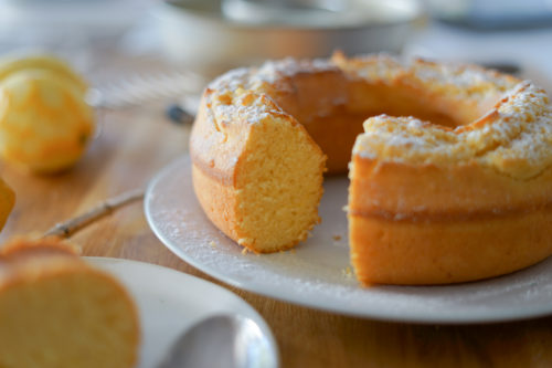 Recette Lemon Cake Italie Citron 17