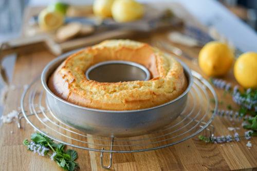 Recette Lemon Cake Italie Citron