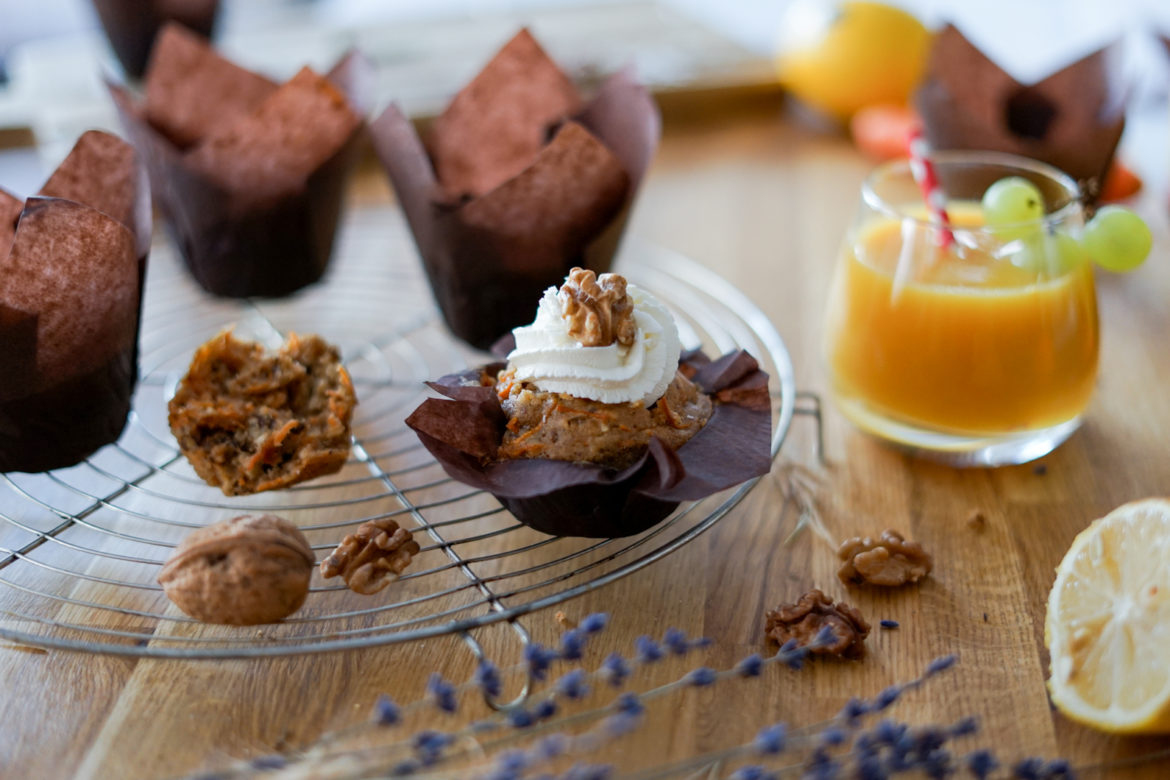 Recette Muffin Carrot Cake Pago 29