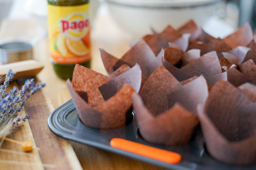 Recette Muffin Carrot Cake Pago