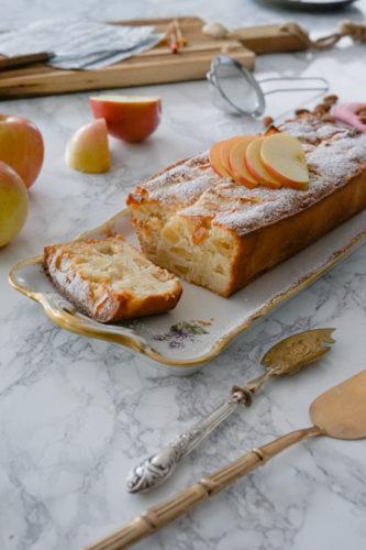 Cake Pomme Amande Recette 4