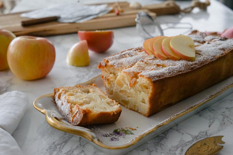 Cake Pomme Amande Recette 6