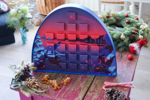 Calendrier Avent Noel Maison Chocolat