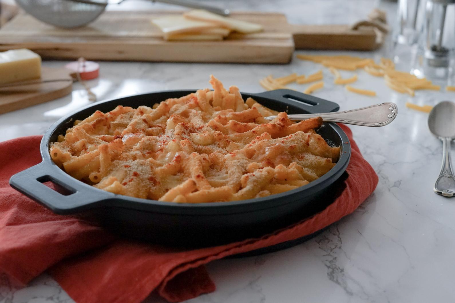 Mac N Cheese Elle A Table 8