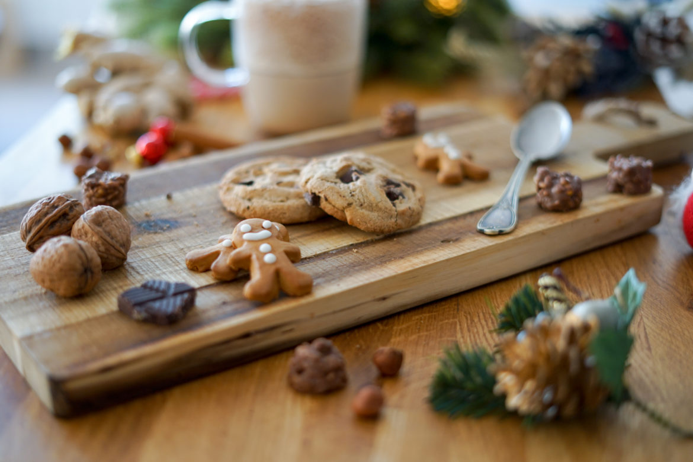 Omm Lait Poule Biscuits Noel 2