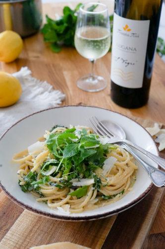 Pates Citron Parmesan Vino Veronesi 8