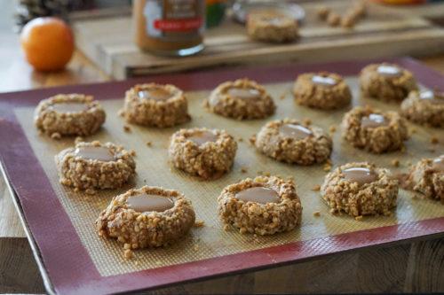 Recette Biscuits Noel Confiture Lait 4