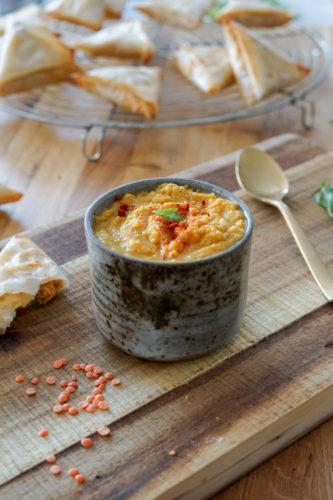 Recette Dip Lentilles Curry Zero Dechet 3