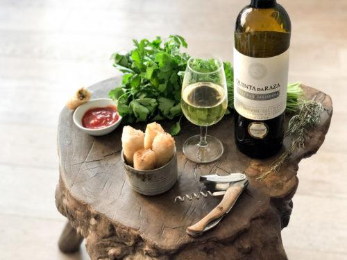 Recette Cigares Sardines Vinho Verde 17