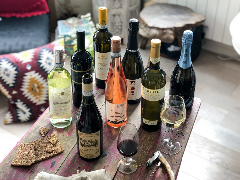 Vini Veronesi Table 4
