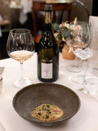 Diner Pommery Lucas Carton 13