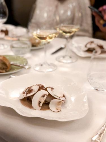 Diner Pommery Lucas Carton 16