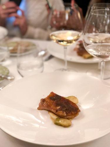 Diner Pommery Lucas Carton 18
