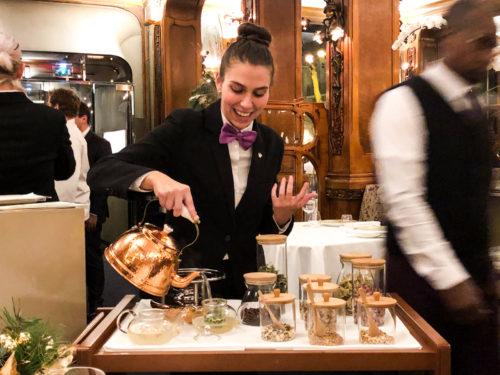Diner Pommery Lucas Carton 21