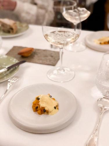 Diner Pommery Lucas Carton 9