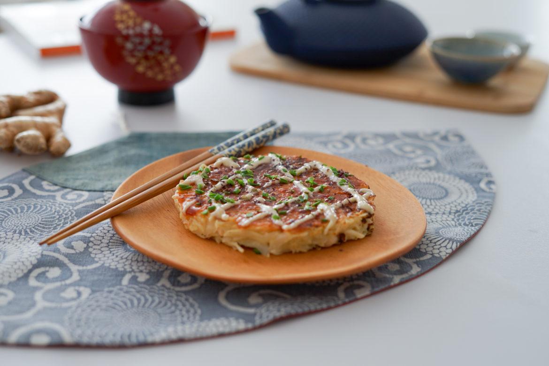 Video Recette Okonomiyaki Isabelle 3