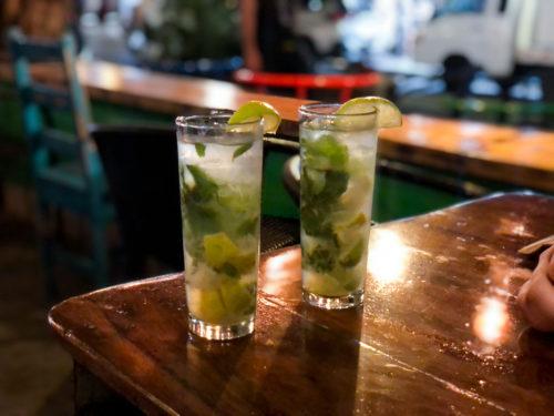 Cocktails Costa Rica 2