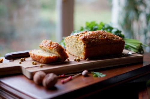 Recette Cake Thon Petits Pois Daucy Conversion Bio 2