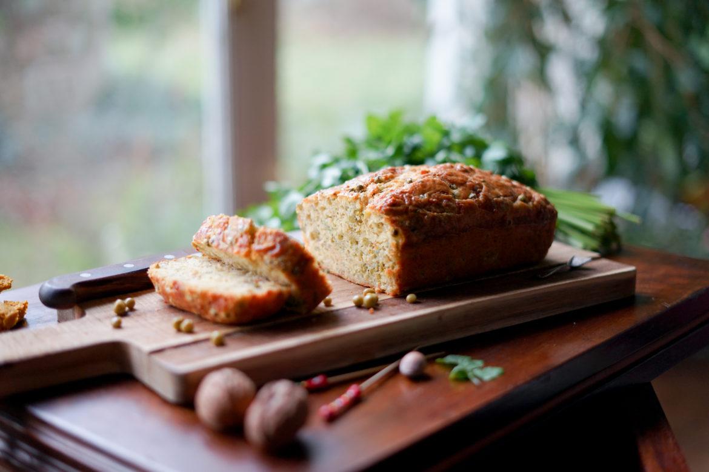 Recette Cake Thon Petits Pois Daucy Conversion Bio 3