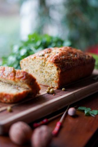 Recette Cake Thon Petits Pois Daucy Conversion Bio 8