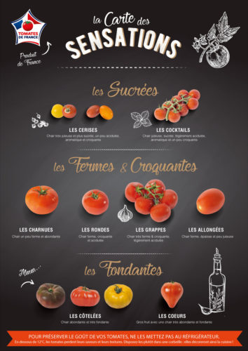 Cute Eucofel Sia Carte Saveurs Tomate
