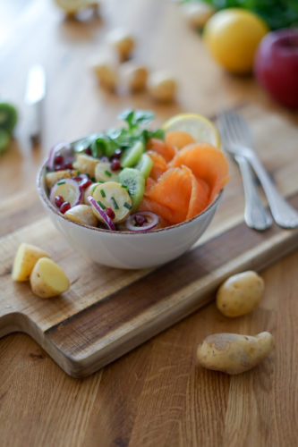 Recette Salade Saumon Pommes Terre 14