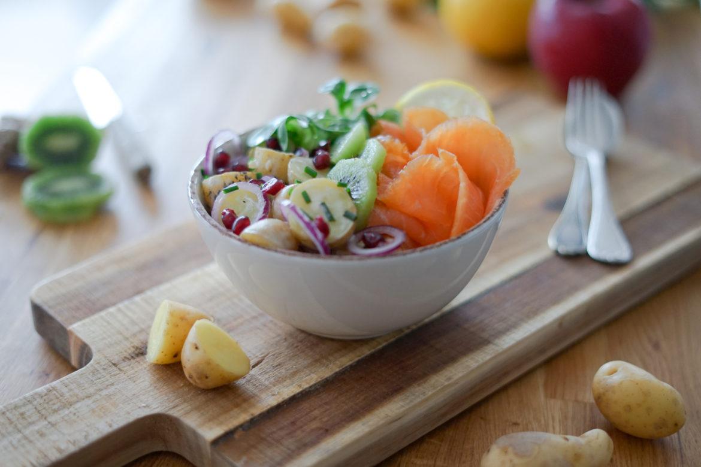 Recette Salade Saumon Pommes Terre 2
