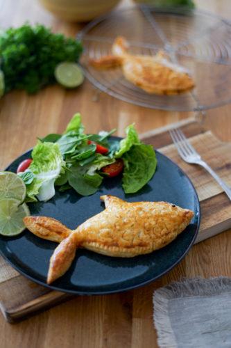 Connetable Feuillete Poisson Sardines 4