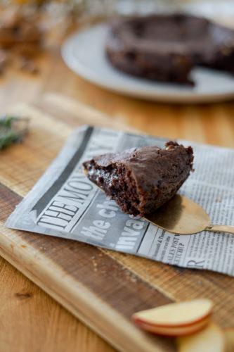 Recette Gateau Chocolat Sans Oeuf Beurre 7