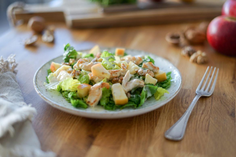 Recette Salade Waldorf 3
